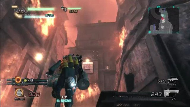 4 Spieler Co-Op-Trailer