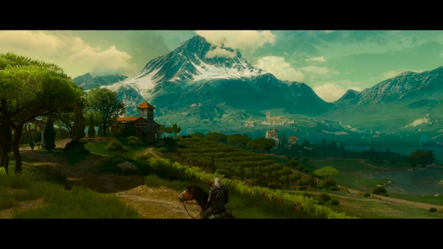 Blood and Wine: Toussaint