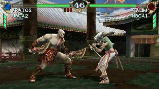 Kratos vs Talim