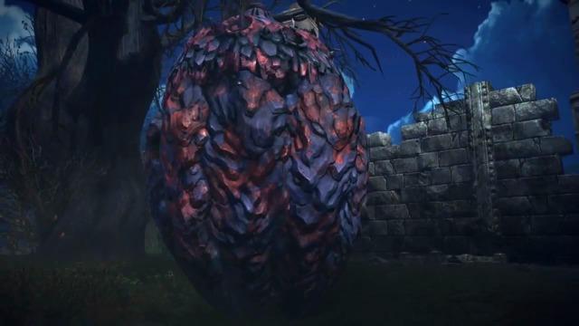Ovolith (Boss-Gegner)