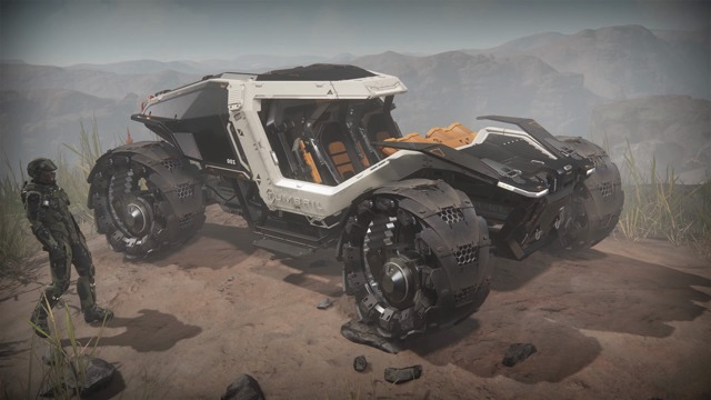 Alpha 3.1 - Tumbril Cyclone