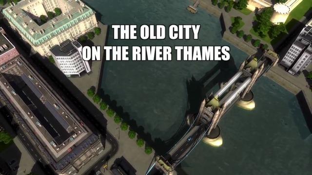 London DLC-Trailer