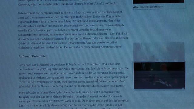 4Players iPad-Magazin-Spot