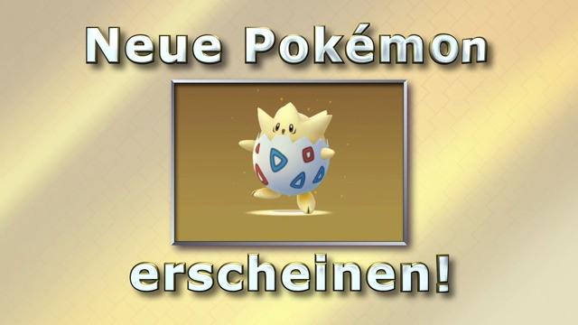 Mehr Pokémon