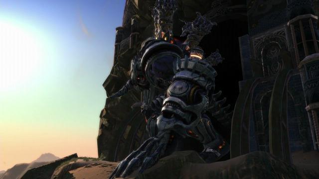 Colossus-Spielszenen