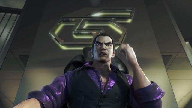 Debüt-Trailer (Tekken CGI-Film)