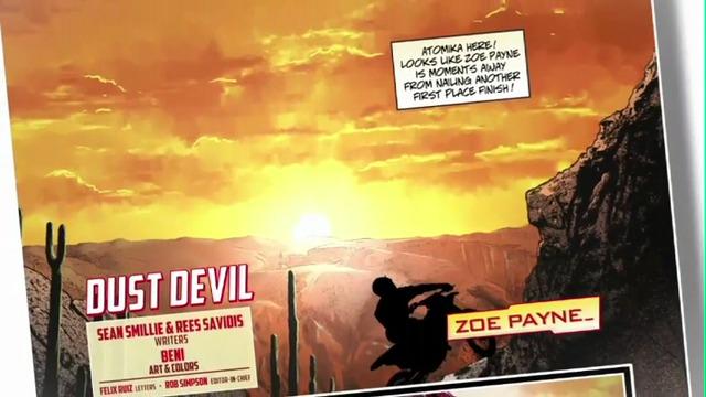 Zoe-Trailer
