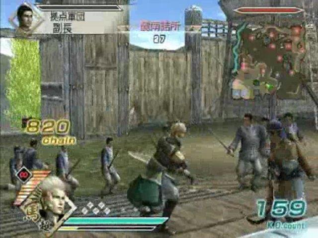 PS2-Spielszenen 3