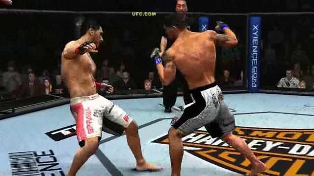 UFC-Interview 1