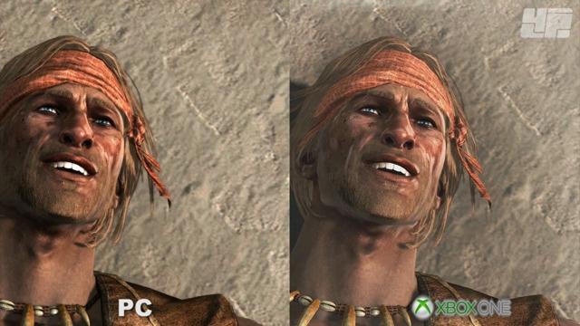 PC-/PS4-/Xbox-One-Grafikvergleich