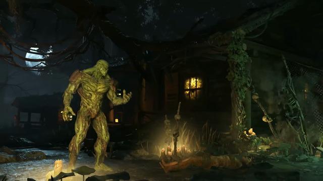 Swamp Thing Gameplay Tutorial