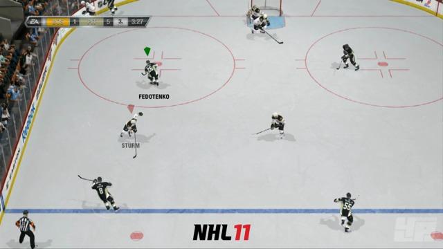 NHL 11/NHL 12-Vergleichsvideo