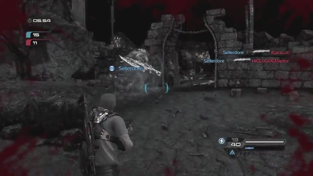 Team Deathmatch-Spielszenen