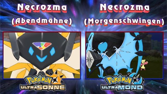 Necrozma und die Z-Attacke von Wolwerock