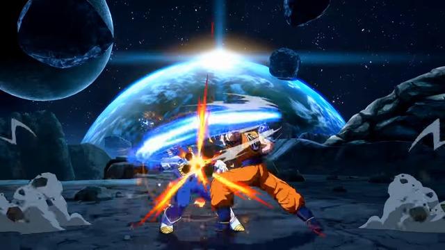 Goku [SSGSS] Character Trailer