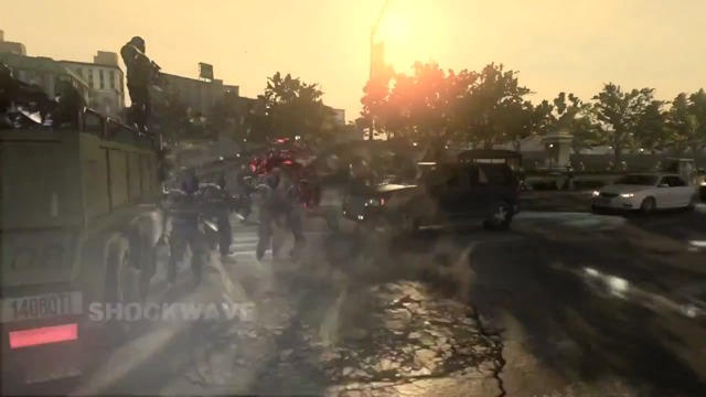 Excessive Force DLC-Trailer