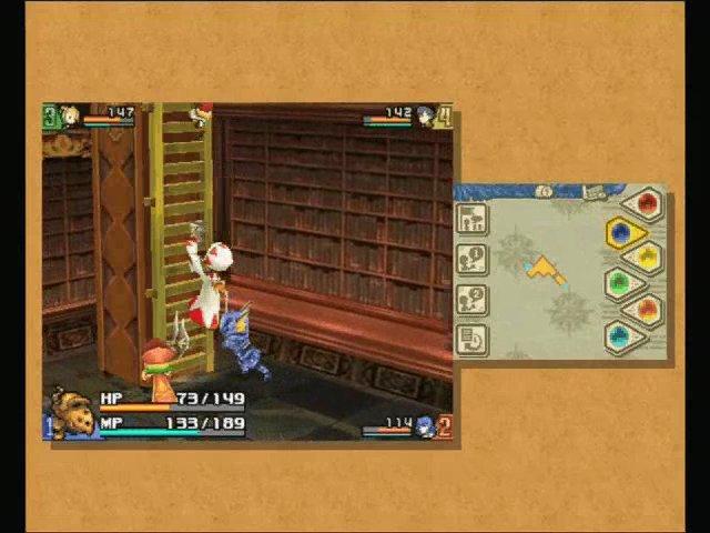 Wii-Spielszenen
