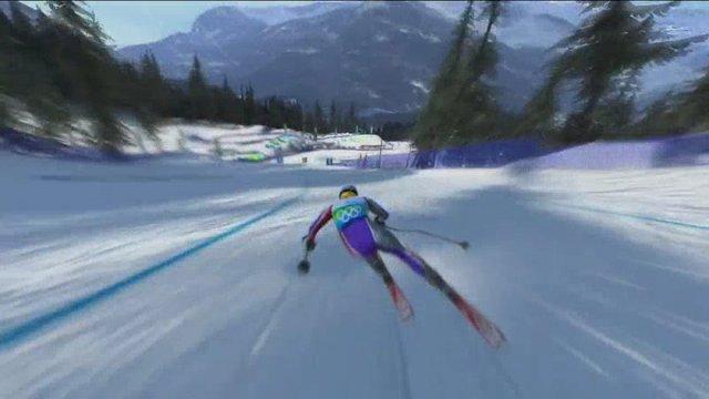 Giant Slalom-Trailer