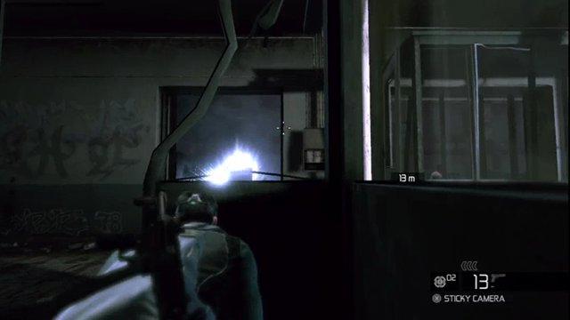 Demo-Walkthrough Stealth