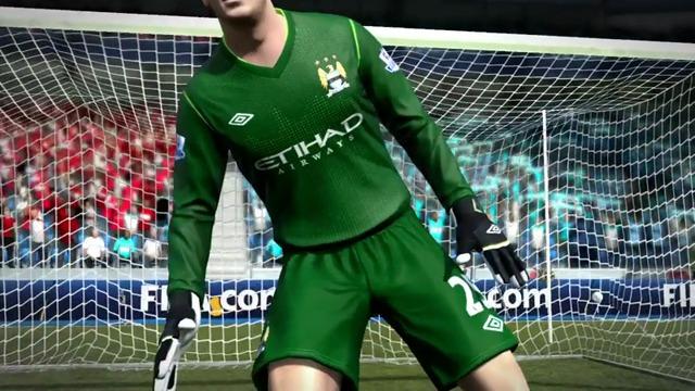 Manchester City-Trailer