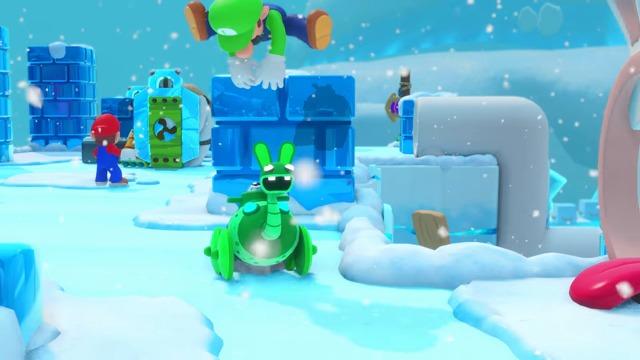 Charakter-Vorstellung: Luigi