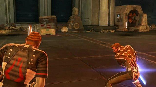 Charakterfortschritt Jedi-Ritter