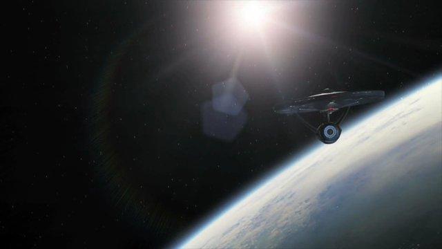 Klingonen-Trailer