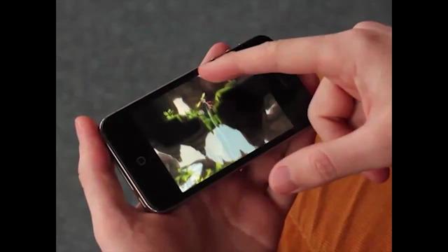 iOS Launch-Trailer