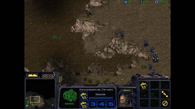 Remastered: Grafikvergleich Terraner-Kampagne Mission #3