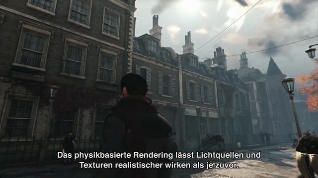 Spielszenen (PS4)