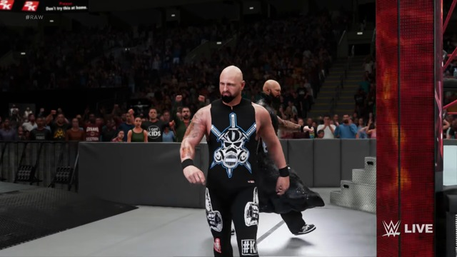 Gallows and Anderson Entrance