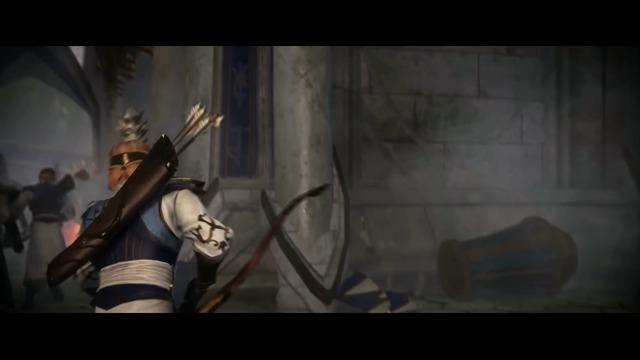 Dark Elves In-Engine Trailer