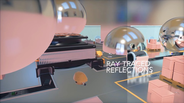 Electronic Arts: SEED - Project PICA PICA - Real-time Raytracing Experiment using DXR