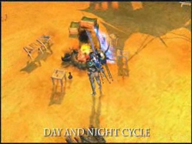 Tag-Nacht-Wechsel