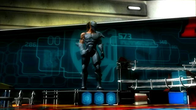 Iron Man-Table