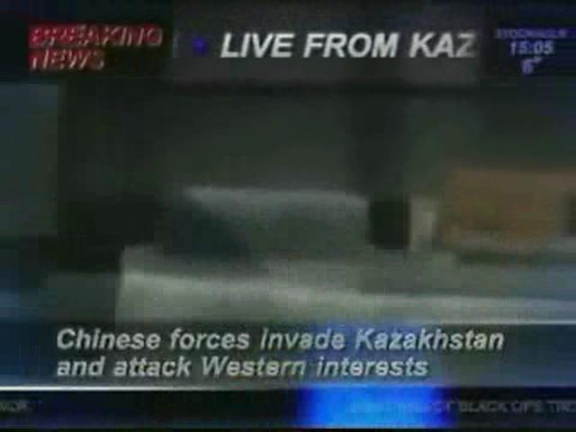 Central Asian Crisis