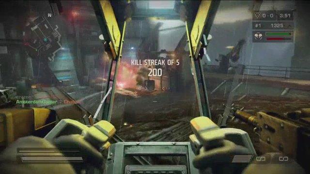 Steel Rain-Spielszenen (DLC)