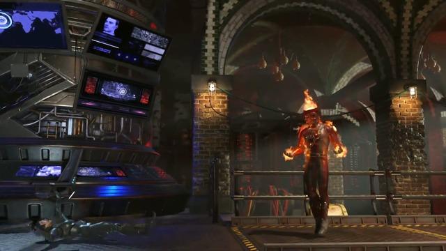Vorstellung: Firestorm
