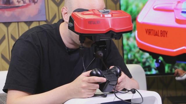 Fundstück des Monats Juli: Virtual Boy