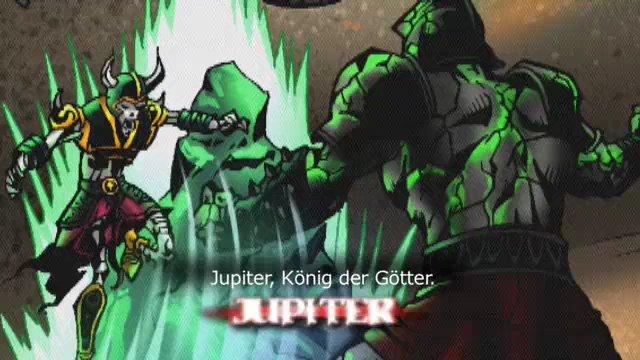 Jupiter und Kara