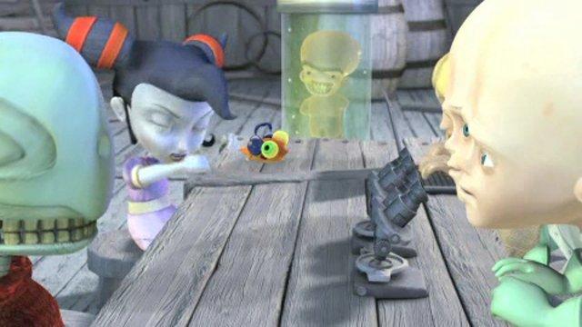 Wii-Zwischensequenz 1