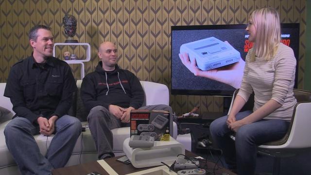 4Players-Talk: Micha, Jan und Alice sprechen über Nintendos neue Retro-Konsole