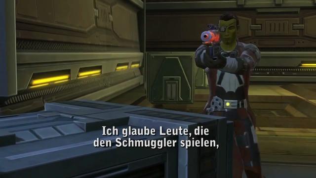 Schmuggler vs. Sith-Krieger