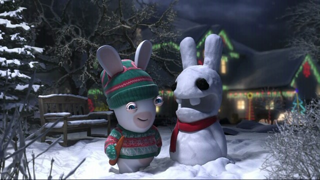 XMAS For Rabbids