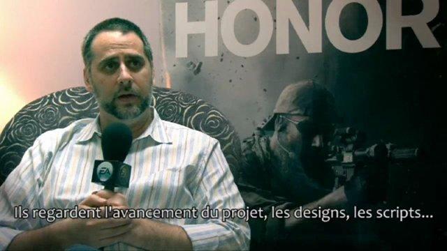 Entwickler-Interview (frz. Untertitel)