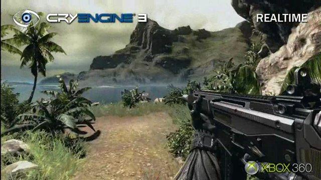 CryEngine 3 (GDC 09-Präsentation)
