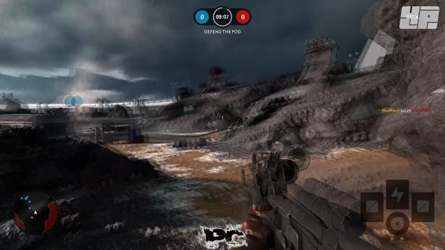 Drop Zone-Spielszenen (PC, PS4)