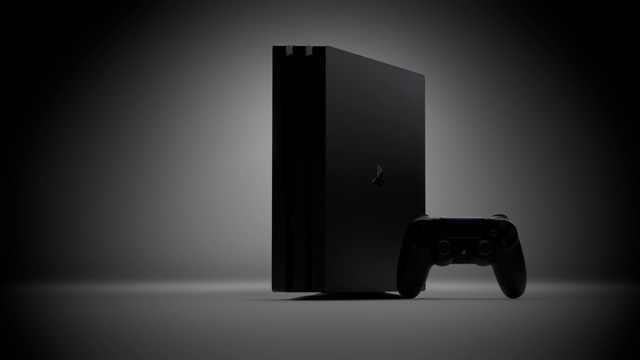 Playstation 4 Pro-Trailer