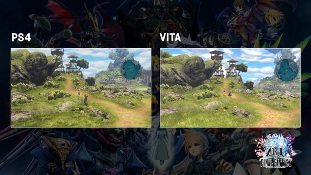 Vergleich: PS4 vs. PS Vita #1
