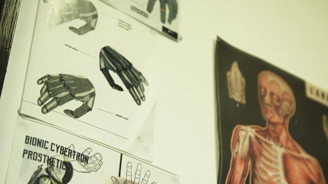 Augmented Future: Open Bionics × Deus Ex × Razer